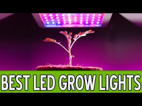 15 Best LED Grow Lights 2018