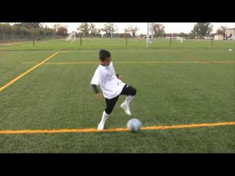 Soccer Training for Kids (intermediate)
