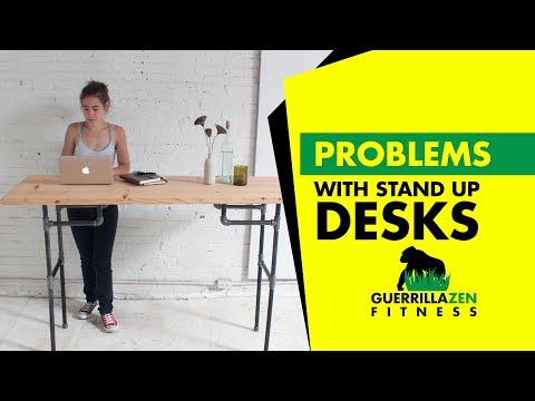 Top 3 PROBLEMS with Standing Desks