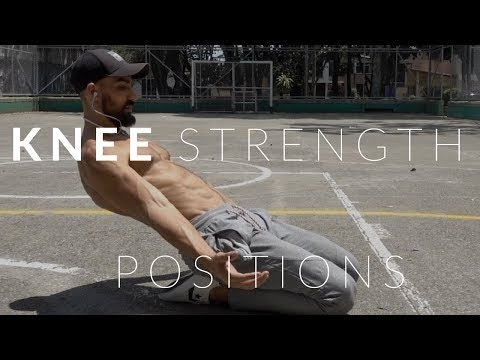 Knee Strengthening and Flexibility (3 Positions)