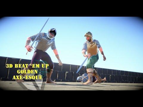 Unity 5 Tutorial 3D Beat 'Em Up Part 1