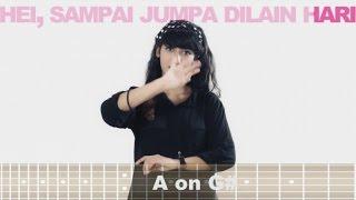 Endank Soekamti - Sampai Jumpa (Official Lyric Video with Sign Language)