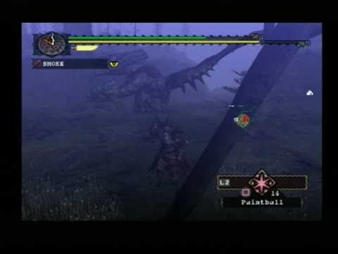 Monster Hunter-A Troublesome Pair-Part 1/4-(PS2)-PAL-