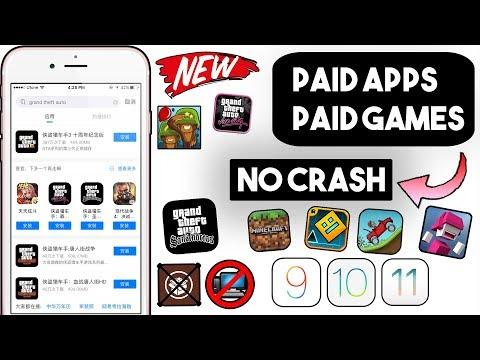 New Install PAID Apps / Games Latest Free (NO REVOKES) (NO JAILBREAK) iOS 10/11/9 iPhone/iPod/iPad