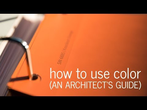How I Use Color (An Architect's Guide)