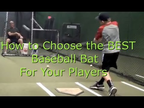 How to Choose a Youth Baseball Bat