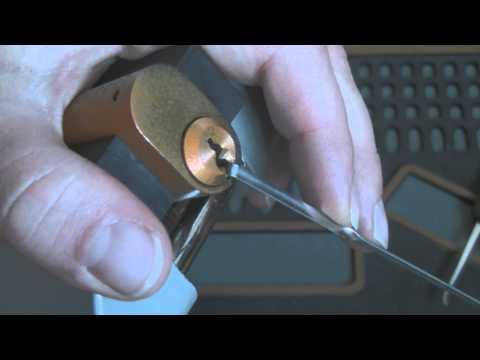 Custom pinned ASSA Style lock from asdfkoas in Sweden