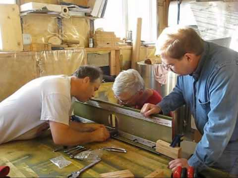 Installing solid rivets