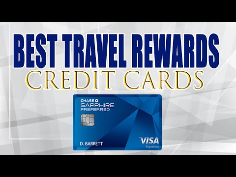 Travel Rewards Cards: Chase Sapphire Preferred Benefits
