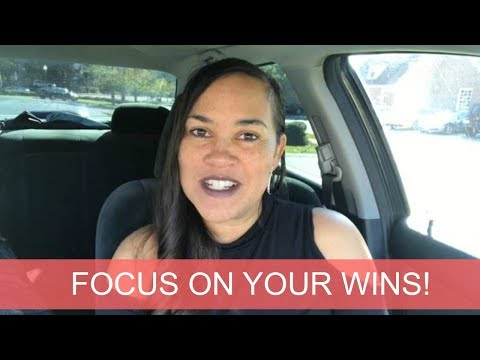 WORRY LESS AND FOCUS ON YOUR WINS | HOW TO BE HAPPY