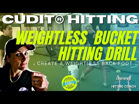 C.U.D.I.T.® CONCENTRIC HITTING: BASEBALL/SOFTBALL HITTING DRILLS POWER & DRIVE! GOCUDIT.COM