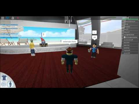 Roblox Water Park how to get V.I.P (clip)