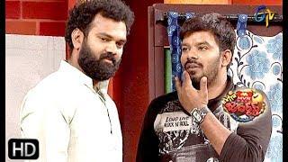 Sudigaali Sudheer Performance | Extra Jabardasth | 8th  February 2019   | ETV Telugu