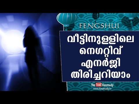 How can you identify the Negative energy inside the House? | Fengshui | Kaumudy TV