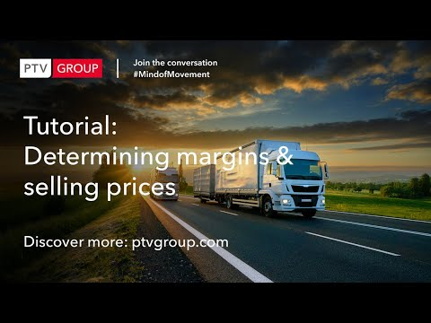 Pricing  - How to determine margins and selling prices