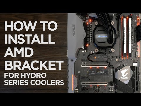 CORSAIR AMD RETENTION BRACKET FOR HYDRO SERIES COOLERS