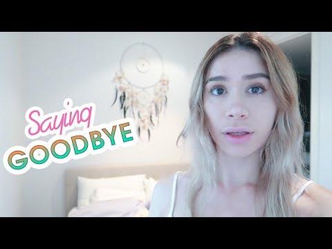SAYING GOOD BYE | Canada to Australia