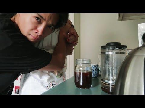 Coffee Making Cuddles