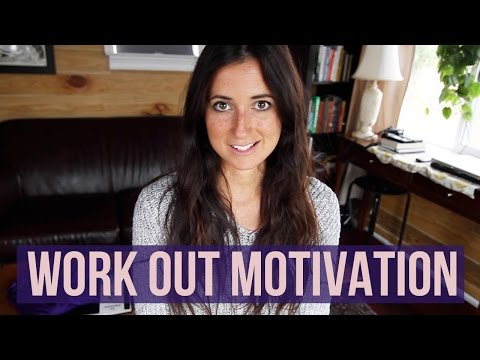 STAY MOTIVATED TO WORK OUT!