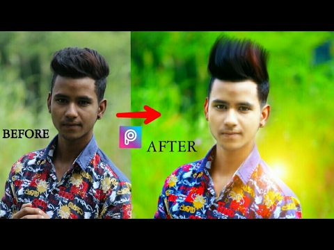 Clean face + Hide pimples + Make smart face + editing in Picsart | Picsart editing tutorial