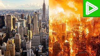10 Largest Fires You