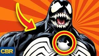 10 Superpowers Venom Wants To Keep SECRET