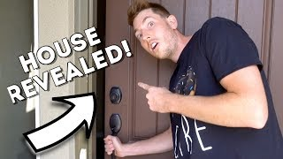 NEW HOUSE REVEAL!
