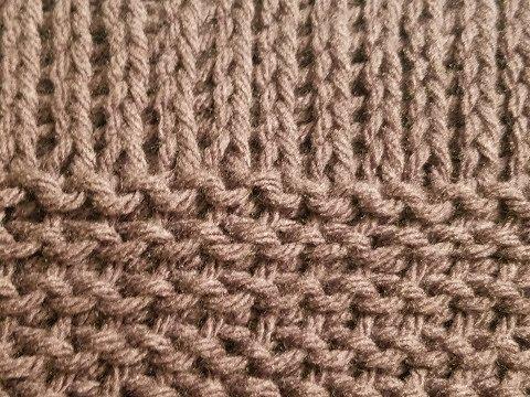 Tunisian Crochet Knit & Purl Stitch Tutorial!