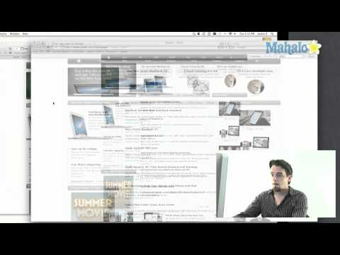 Fullscreen Mode with Safari - Mac OSX Lion