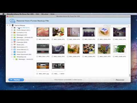 How to Recover Photo & Video Files from iPhone