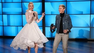The Premiere of Ellen and Gwen Stefani