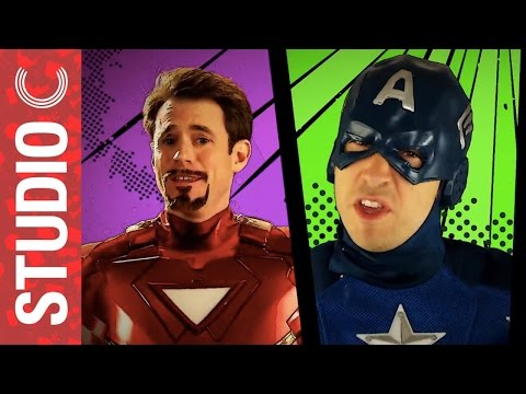 Marvel's Avengers: Age of Ultron Music Video Parody - Ft. Peter Hollens