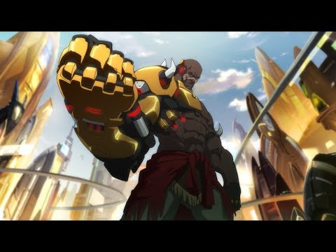 Overwatch: Doomfist Origin Story Trailer