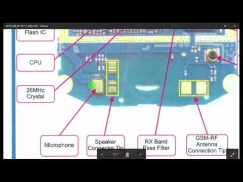 Android Mobile Phone Ic Identification