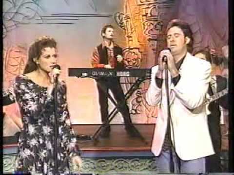 Amy Grant & Vince Gill - House of Love on Leno 1994