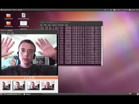 Cheese - Photobooth for Linux (Linux/GNOME)