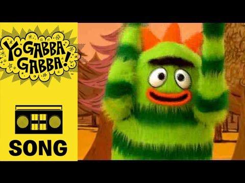 Party in My Tummy - Yo Gabba Gabba!