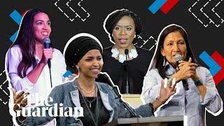 The trailblazing candidates who have broken barriers in the midterms