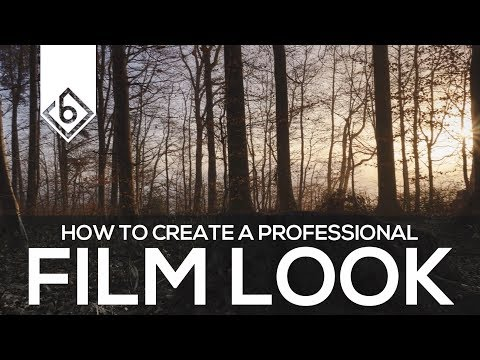 How To Create A Professional Film Look - Sony Vegas Tutorial