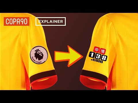 Is This The Beginning Of The End? Shirt Sponsorship Explained