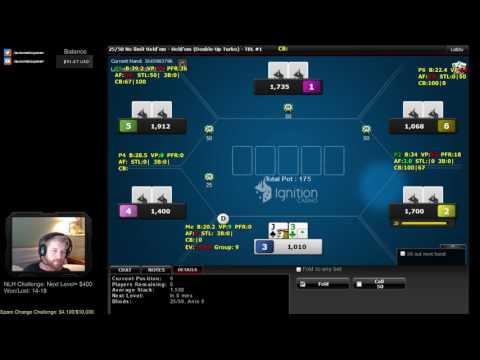 The Spare Change Bankroll Building Challenge #136