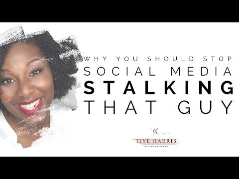 Social Media Stalking A Man You Like