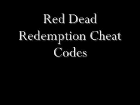 Red Dead Redemption Cheat Codes