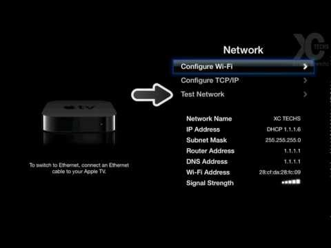AppleTV 2 - Internet Connections On ATV2 + XBMC How to & Troubleshoot