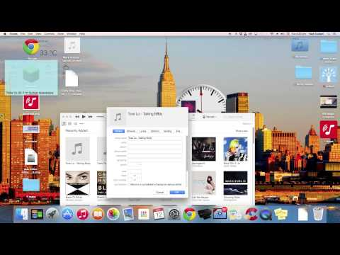 How to add picture to any type of file for Mac