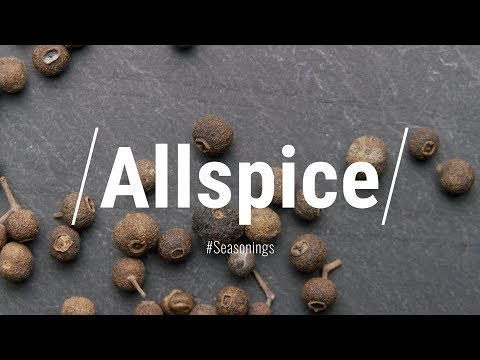 All About Allspice || Le Gourmet TV Recipes