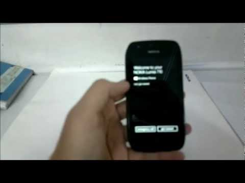Windows Phone 7.8 on Nokia Lumia 710 - First Start Experience