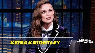 Download Keira Knightley's Prom Photo Was Banned from Her School Video