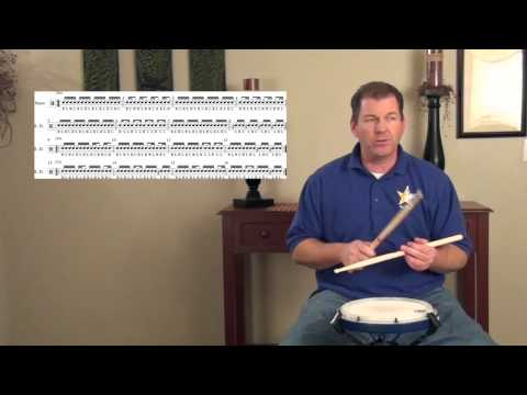 Drumming Expert Traditional Grip Timing Exercises Learn how to play drums