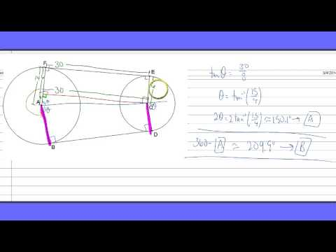 H. Geometry Pulley Problem